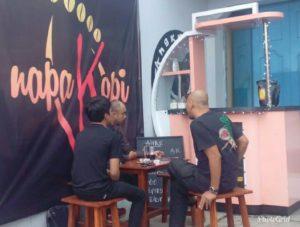 Kedai NapaKopi Tempat Nongkrong di Jl Galunggung