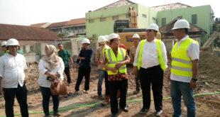 Walikota Tasik Optimis Mega Proyek Rp 56 Milyar Di RSUD dr Soekardjo Akan Tepat Waktu