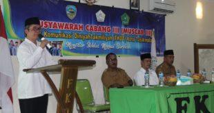 Ahmad Safei Kembali Nakhodai FKDT Periode 2019 2024