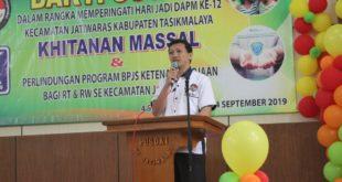 Beragam Kegiatan Baksos Dilakukan Oleh UPK Kecamatan Jatiwaras