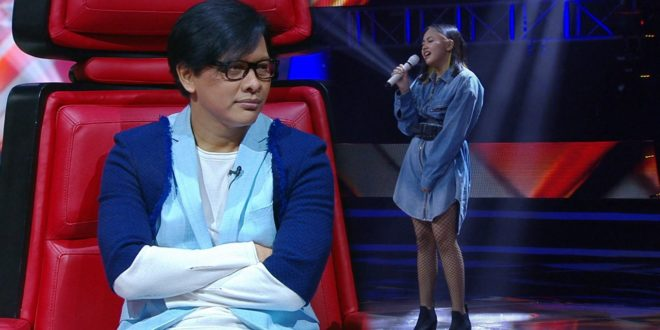 Coach Armand Menangis Haru Saat Blind Audition