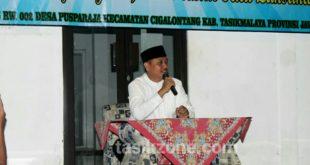 Iwan Saputra Calon Bupati Tasikmalaya