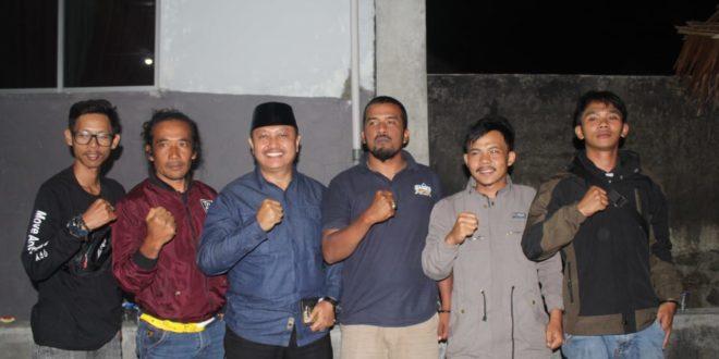 OKP Brigez Siap Dukung Iwan Saputra, Maju Pimpin Kabupaten Tasik