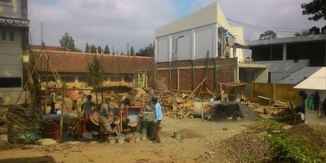 Pembangunan Gedung SMA Negeri 2 Kota Tasikmalaya Diakui Ada Swadaya Dari Orang Tua Murid, 1 4 Juta Per Siswa