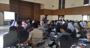 Prodi Kewirausahaan UPI Tasikmalaya Gelar Kuliah Umum Membahas Bagaimana Menjadi Seorang Wirausahawan