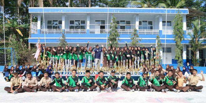 SMP IT SMK Riyadul Hikmah Salopa Ternyata Miliki Segudang Prestasi, Penasaran Ini Prestasinya