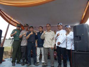 Foto Bersama Sekda Kota Tasikmalaya Bersama Unsur Muspika dan Tokoh Masyarakat