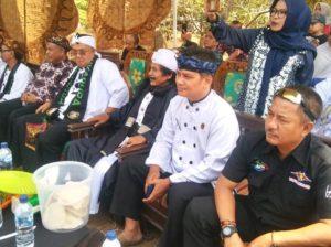 Wadir RSUD dr Soekardjo Deni Diana Menghadiri Acara Milangkala Ke 7 Padepokan Sukapura
