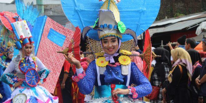 Karnaval Budaya Menunjang Kota Tasikmalaya Sebagai Tujuan Wisata