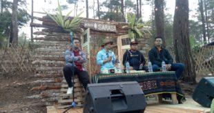 Ngopi Bareng Karang Taruna dan KNPI Kab Tasikmalaya Bahas Pemuda Berkarya di Masyarakat