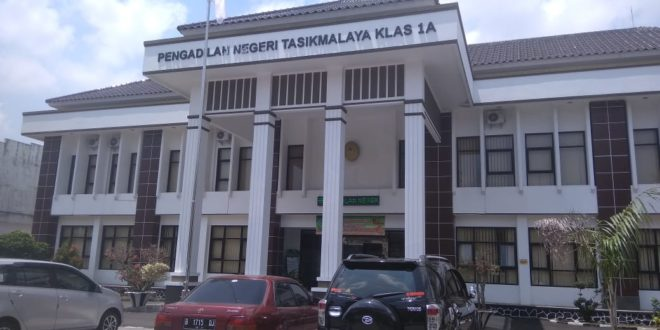 PN Tasik Siap Apabila Dilaporkan Ke Komisi Yudisial