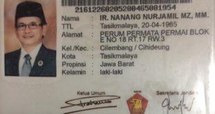 Nanang Nurjamil Mundur Dari Partai Gerindra, Ini Alasannya