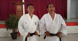 Pengurus Priangan Timur Karate Do Gojukai Indonesia Resmi Dilantik