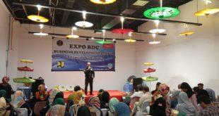BDC Amanah Sukapura Gelar Expo, Evaluasi Pelaku Usaha Produk Unggulan