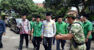 Gubernur Jabar Sambangi Keluarga Besar PUI di Kota Tasikmalaya
