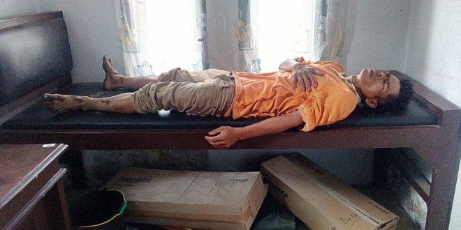 Ohim Kuli Bangunan Pembangunan Puskesmas Rancapaku Pingsan Saat Bekerja