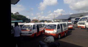 Keberadaan Mobil Tayo Mulai Resahkan Angkutan Kota