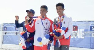 Membanggakan Atlit Asal Puspahiang Tasikmalaya Dapatkan Medali Emas di SEA GAMES 2019