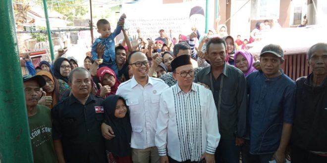 Perdana, Viman Alfarizi Ramadhan Serap Aspirasi Masyarakat Di Kampung Petir