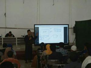 Bimbingan Teknis Penggunaan Smartboard