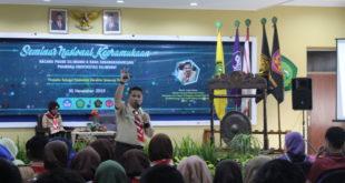 Pramuka Unsil, Siapkan Generasi Muda Hadapi Revolusi Teknologi 4 0