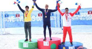 Setelah Mendapatkan Emas, Kini Atlit Asal Tasikmalaya Ini Dapat Perunggu di Sea Games 2019