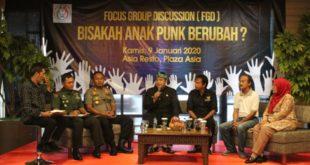 Anak Punk Jadi Pembahasan Serius Muspida Tasikmalaya