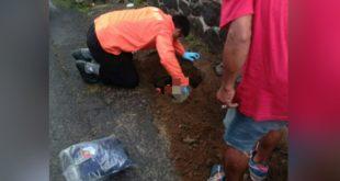 Geger Ditemukan Mayat Berseragam Pramuka Di Gorong Gorong
