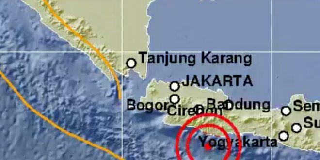 2 Kali Gempa Guncang Tasikmalaya