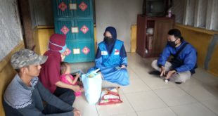Aksi Sosial Tasikzone Foundation Bersama LAZ Albunyan Untuk Balita Stunting Di Urug