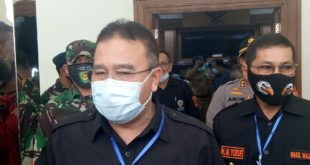 Ketua Tim Gugus Tugas Paparkan Penyerapan Anggaran Selama Pandemi Covid-19