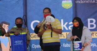 Bangkitkan Gairah Destinasi Wisata Di Era New Normal, Kang Ferdiansyah Kampanyekan Gerakan BISA