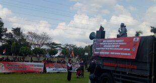 Denny Siregar Tidak Diproses, Organisasi Islam Di Kota Tasik Ancam Aksi Besar Besaran