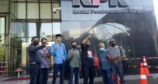 Laporan Koalisi Ormas LSM Terkait Status Hukum Walikota Tasikmalaya, Ditindaklanjuti Ke Penyidik KPK