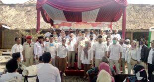 Partai Gerindra Kabupaten Tasik Bulat Mendukung ARM Maju Di Pilkada Kabupaten Tasikmalaya