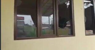 Genk Motor Kembali Berulah, MADRASAH DTA AL-BAROKAH Jalan Cieunteung Dilempari Batu