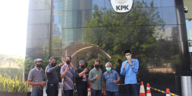 Penuhi Permintaan Dumas KPK, Koalisi Ormas LSM Siapkan Dokumen Untuk Audensi Dengan Penyidik KPK