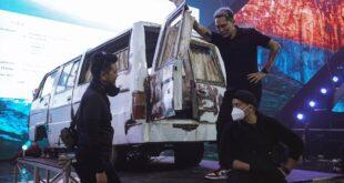 Demian Aditya Beli Mobil Ambulans Angker