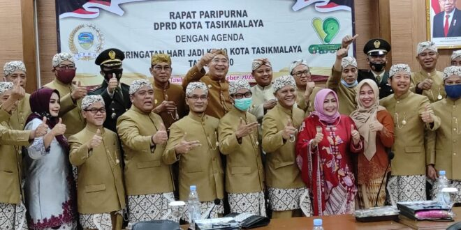 Diusia Ke 19, Ketua DPRD Sebut Koodrinasi Birokrat di Pemerintah Kota Tasikmalaya Masih Lemah