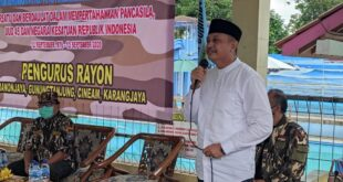 FKPPI Kabupaten Tasikmalaya Konsisten Adakan Aksi Sosial Kepada Masyarakat
