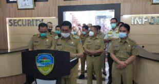 Gubernur Jawa Barat Lewat Radiogram Pinta Wakil Walikota Laksanakan Tugas Wewenang Kepala Daerah