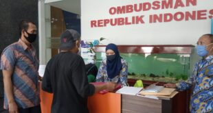 Kado Spesial di Hari Jadi Kota Tasik Ke 19, Ombudsman RI Layangkan Surat Permintaan Penjelasan Kepada Ketua KPK