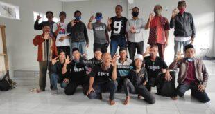 Pasangan Independen CEKAS Gencar Siapkan Tim Pemenangan Hingga Tingkat TPS