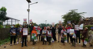 Peluncuran Gerakan Bangkit Bangsaku di Tasikmalaya