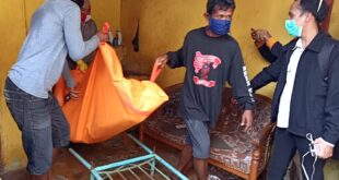 Pria Paruh Baya Warga Bojong Ditemukan Gantung Diri di Pintu Rumahnya