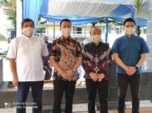 Anggota DPR RI Muhammad Husien Fadlulloh Bersama Keluarga Besar Rumah Sakit Hj Siti Muniroh