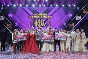 Konser Kemenangan KDI 2020