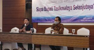 LSI Denny JA, Ade Sugianto Berpeluang Kembali Menjadi Bupati Tasikmalaya