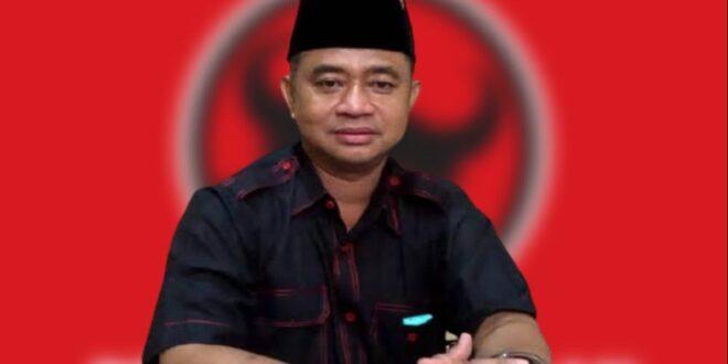 Ketua DPC PDI-Perjuangan Kota Tasikmalaya