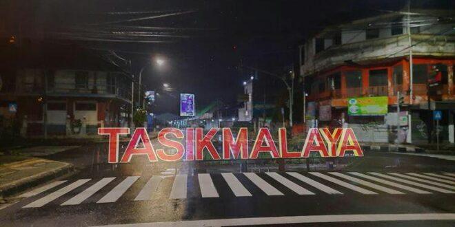 Perayaan Tahun Baru 2021 di Kota Tasikmalaya Sepi Karena Pandemi